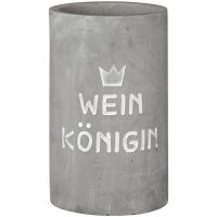 """Vino Beton Weinkühler """"Weinkönig/-in"""""""