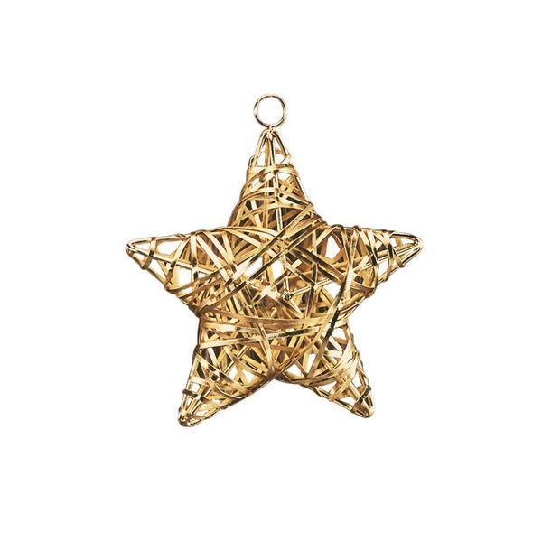 CHRISTO Stern S, gold