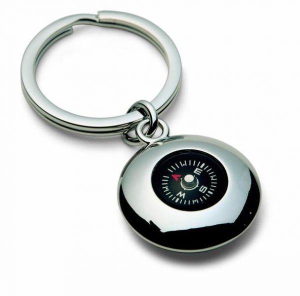 Pole Kompass Schlüsselring
