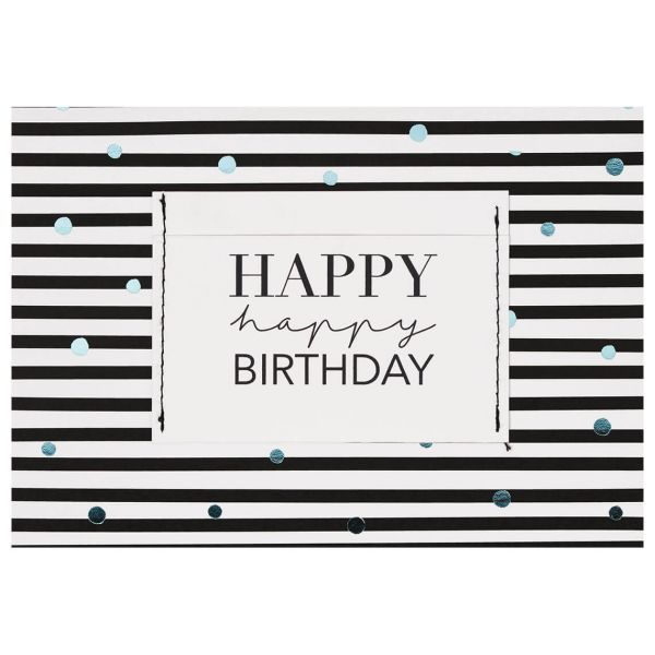 "Geschenkkarte ""Happy Birthday"""