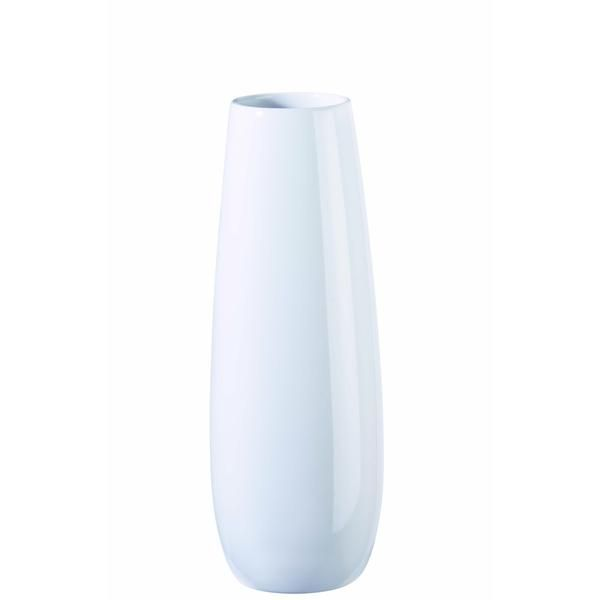 Vase weiss 25 cm
