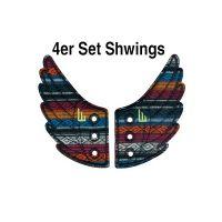 Shwings Mexico Style 4er Set
