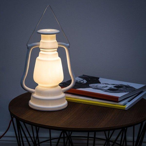 Porzellanlampe Bergmann 2.0