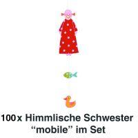 Himmlische Schwestern Mobile Rosine 100er Set