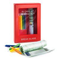 Emergency Box - Geldgeschenk Box - Birthday