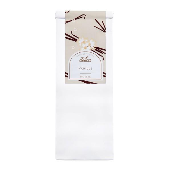 Vanille Mousse - 100 g in einer Aromaschutztüte