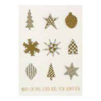 """Patchwork Karte """"Frohe Weihnachten"""""""