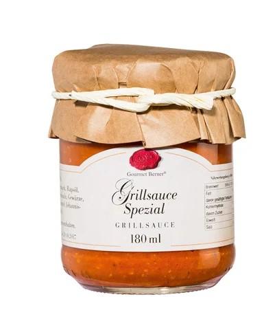 Grillsauce Spezial 180 ml