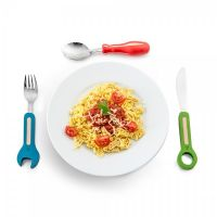"Kinder-Besteck ""Tool Dinner"""