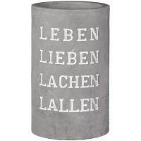 """Vino Beton Weinkühler """"Leben Lieben Lachen Lallen"""""""