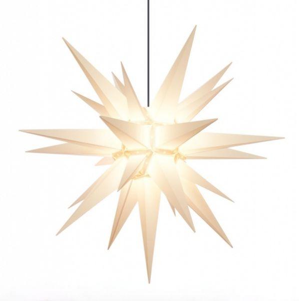 Herrnhuter Stern für Außen, A13 130 cm, weiß