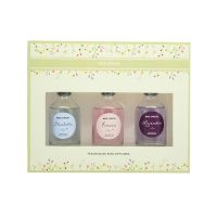 British Garden - 3er Set 50 ml Reed Diffuser