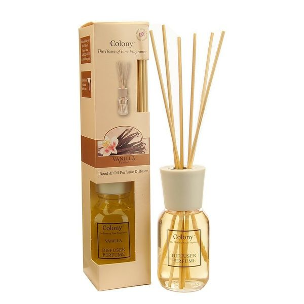 Reed Diffuser - Vanille 120 ml