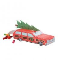 "Geschenkbox ""Gift Car XMAS"""
