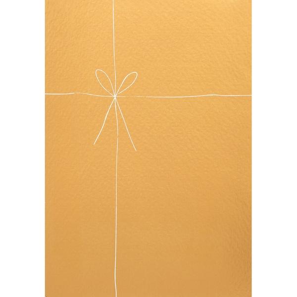 weinachtspostkarte geschenk von r der design hals ueber krusekopf. Black Bedroom Furniture Sets. Home Design Ideas