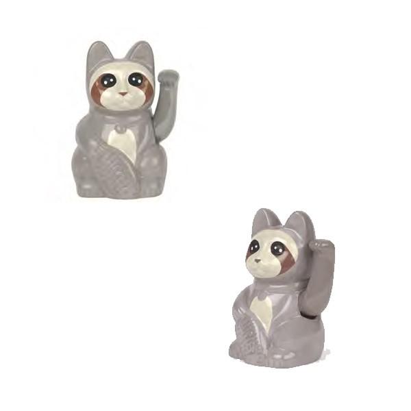 Sloth Cat - Winkekatze