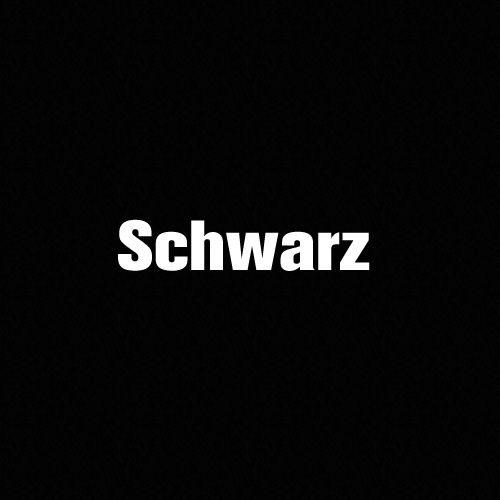 Stempelkissen - Schwarz