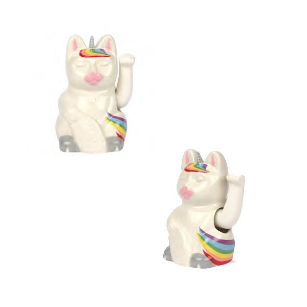 Unicorn Cat - Winkekatze
