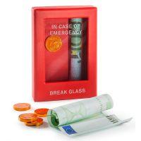 Emergency Box - Geldgeschenk Box - Viel Glück