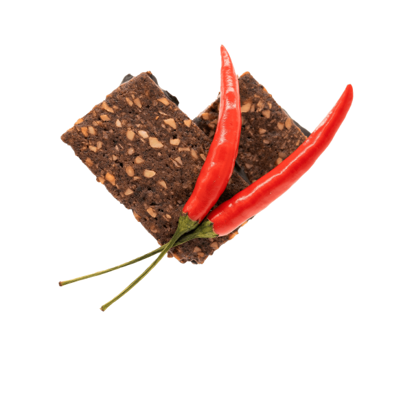 Mandel-Chili-Macadamia - Gebäck 200g