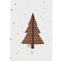 """Weihnachtsklappkarte """"Tannenbaum"""""""
