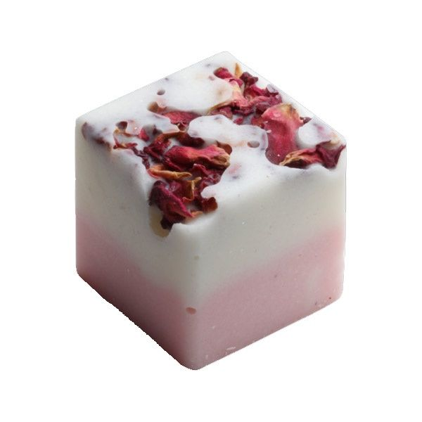 Badewürfel Sinnliche Rose