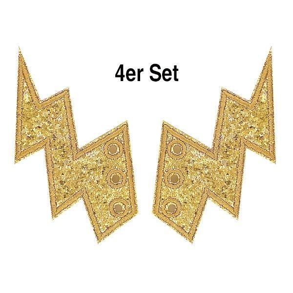 Shwings Blitze / Lightning Gold 4er Set
