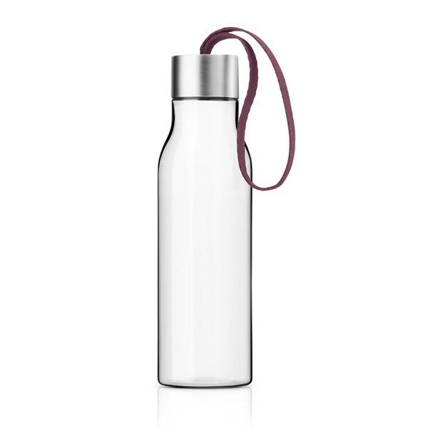 Trinkflasche, Dark burgundy