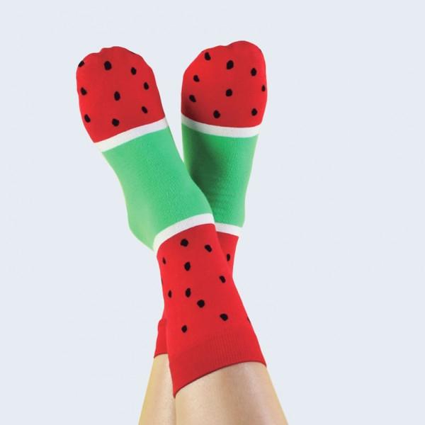 Icepop Socks Watermelon