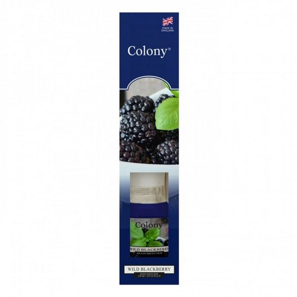 Reed Diffuser - Wild Blackberry 120 ml