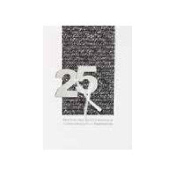 """Life Time Karte """"25 Jubiläum"""""""
