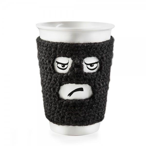 """Kuschelige Tasse """"Morning Gangster"""""""