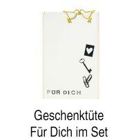 """Geschenktüten """"Überraschung/Für Dich"""" 15 x 2er Set"""