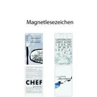 Magnetlesezeichen - 5er Set