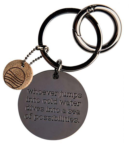 Schlüsselanhänger - Element Wasser