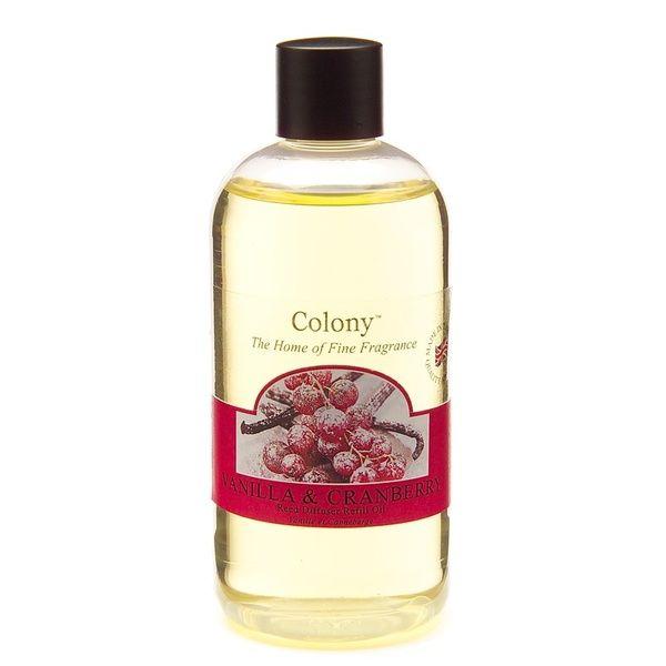 Reed Diffuser - Nachfüller - Vanilla & Cranberry 250 ml
