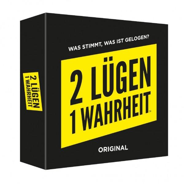 """Kylskåpspoesi - """"2 Lügen - 1 Wahrheit"""""""