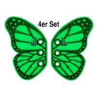 Shwings Schmetterling / Butterfly (leuchtet im Dunkeln) 4er Set