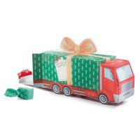"Geschenkbox ""Gift Truck XMAS"""