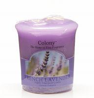 Duftkerze - French Lavender (Lavendel)