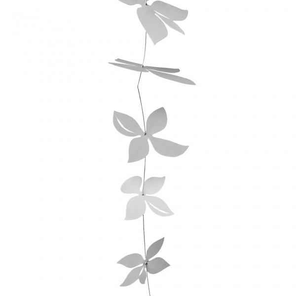 Gray Blossom Kette
