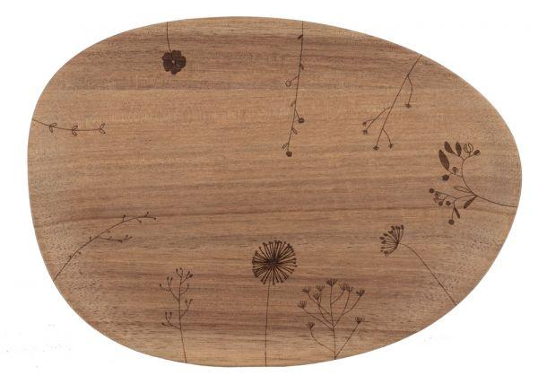 """Wunderland Tablett """"Blumenwiese"""""""