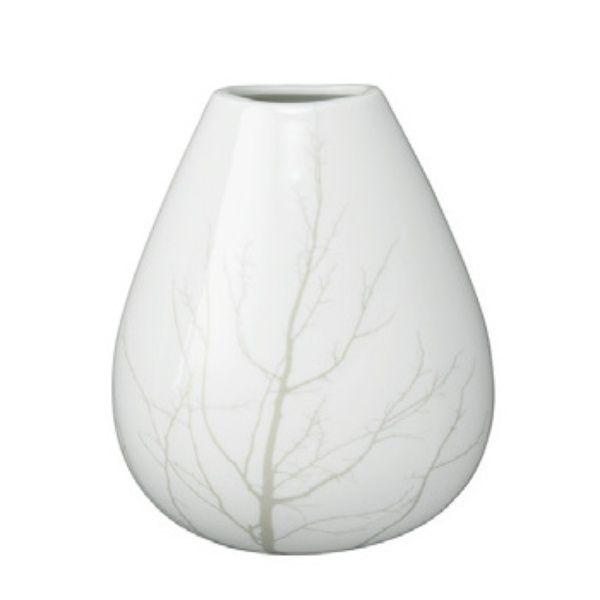Zuhause Wandvase Porzellan Baum