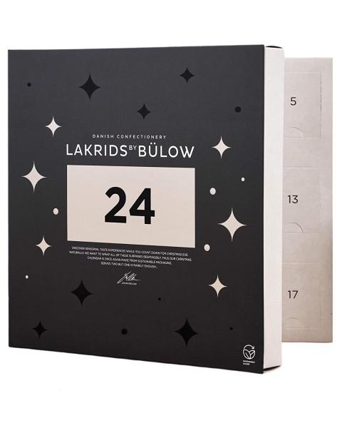 Lakritz - Adventskalender - 24 leckere Lakritz aus Dänemark