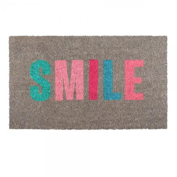 Fußmatte - SMILE