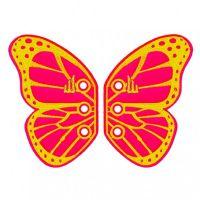Shwings Schmetterling / Butterfly 4er Set
