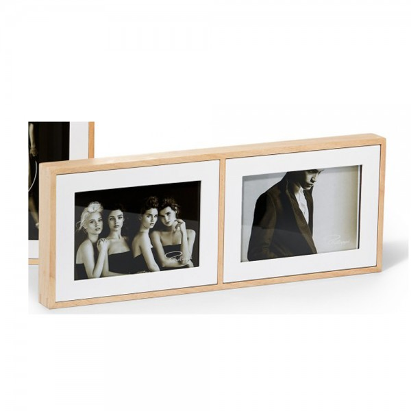 FASHION Doppel Rahmen,15 x 10 cm