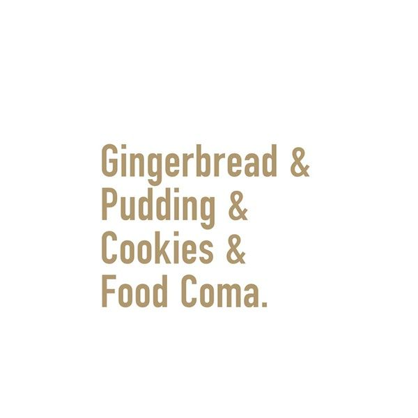 "Cocktailservietten ""Gingerbread"""