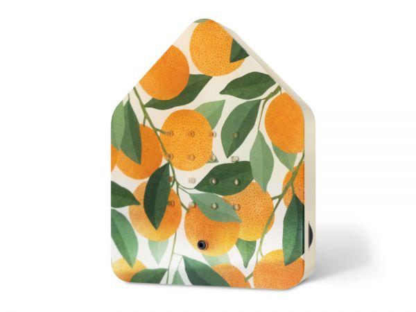 Zwitscherbox Orange
