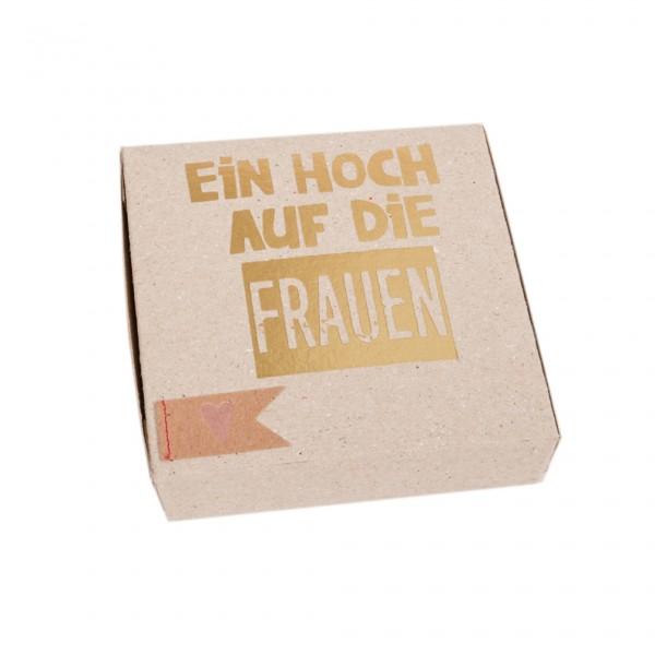 """Kartenbox """"Ein Hoch auf die Frauen"""""""